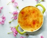 Receta de crema catalana light