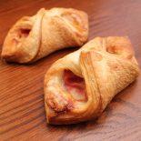 Receta de croissant de jamón y queso