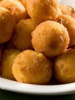 Receta de croquetas de polenta