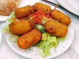 Receta de croquetas de pollo asado