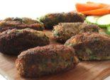 Receta de croquetas de pollo y espinacas: