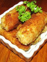 Receta de croquetas de jamón y huevo