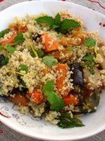Cuscús de verduras