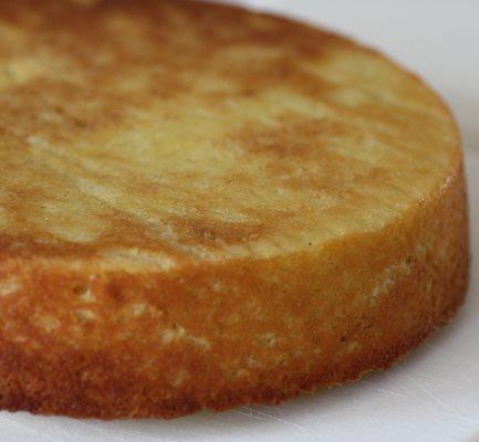 Receta de bizcocho de limón y queso