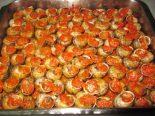 Receta de cargols a llauna amb tomata