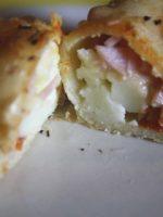 Receta de pan relleno capresse