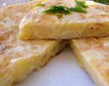 Receta de tortilla de patatas thermomix