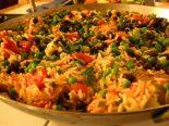 Receta de arroz con verduras y costillas