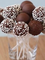 Cake Pops con Galleta