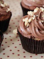 Receta de cupcakes de avellana