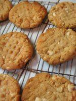 Receta de galletas de mantequilla con nuez