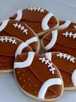 Receta de galletas decoradas con chocolate