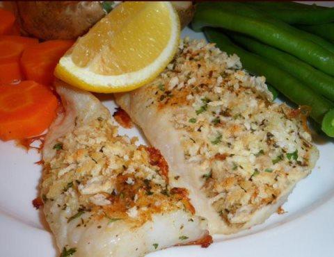 Receta de merluza al horno con mayonesa - Cocinar merluza al horno ...