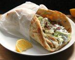 Receta de pan árabe relleno