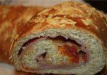 Receta de pan gallego relleno