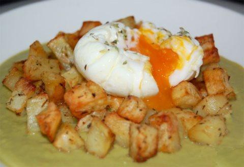 Receta De Patatas A Lo Pobre Con Huevo Unareceta Com