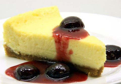 Receta de tarta de queso sin gluten