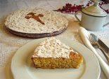 Receta de tarta de Santiago sin azúcar