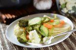 Receta de menestra de verduras thermomix