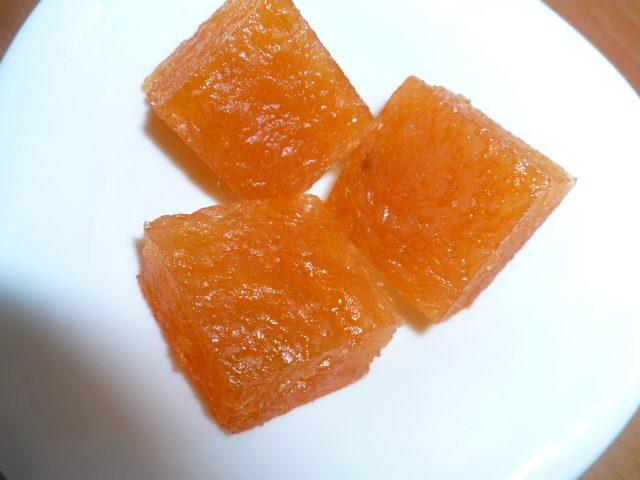 Receta de dulce de membrillo a las nueces