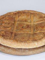Receta de empanada gallega de queso