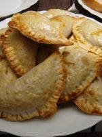 Receta de empanadillas de queso