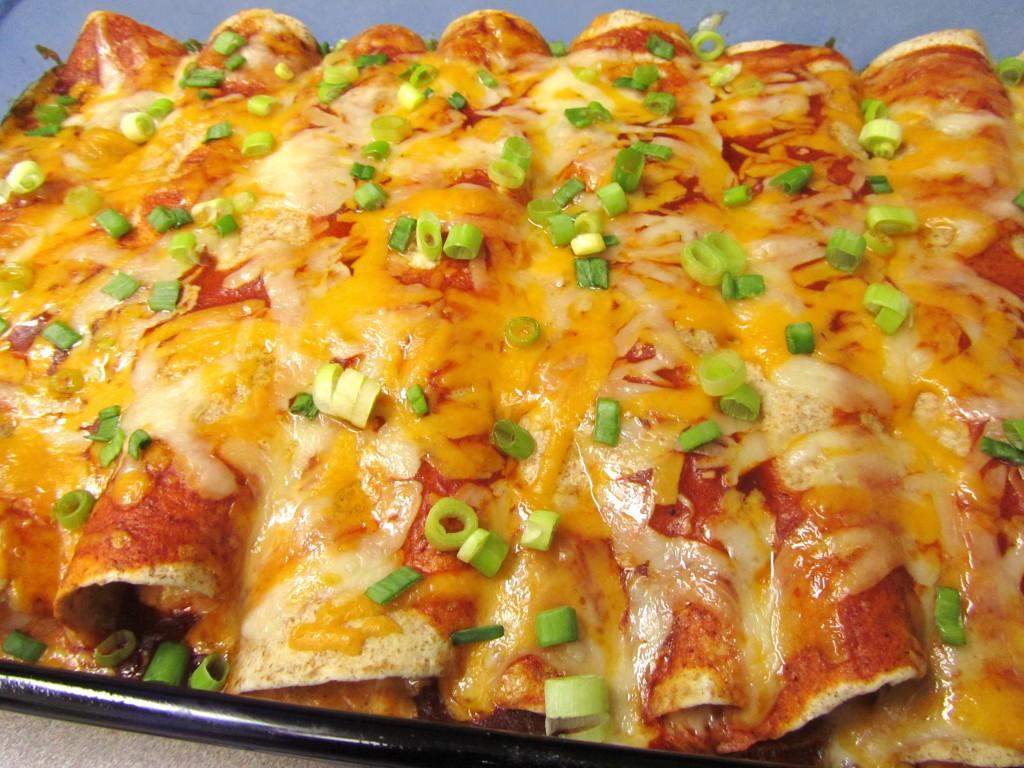 Enchiladas Mexicanas De Pollo Enchiladas De Pollo Me...