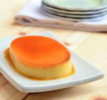 Receta de flan de huevo light