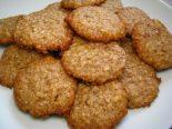 Receta de galletas de mantequilla integrales