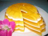 Receta de gelatina de piña