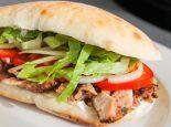 Receta de kebab de pollo