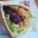 Receta de kebab de ternera