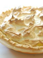 Receta de lemon pie con galletas
