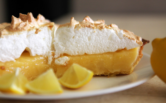 Receta de lemon pie cremoso