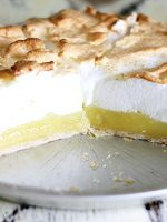Receta de lemon pie thermomix