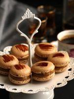 Receta de macarons de cacahuete