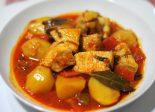 Receta de marmitako de verduras