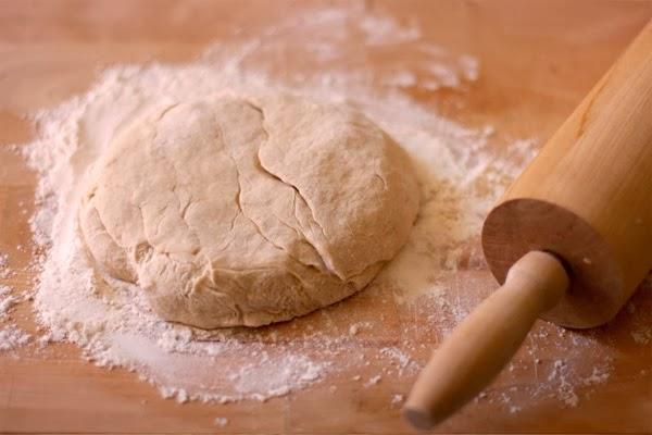 Receta de cómo hacer la masa de empanadillas