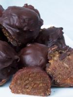 Receta de mazapán de chocolate