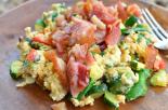 Receta de menestra de verduras con bacon