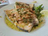Receta de merluza a la plancha con salsa verde