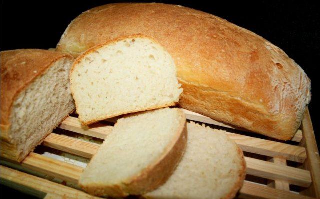 Receta de pan casero de molde
