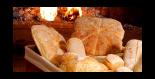 Receta de pan casero en horno de leña