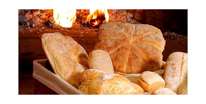 Receta de pan casero en horno de le a - Horno casero de lena ...