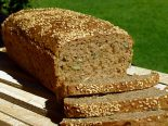 Receta de pan casero integral