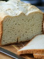 Receta de pan casero sin gluten