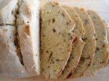 Receta de pan casero sin levadura