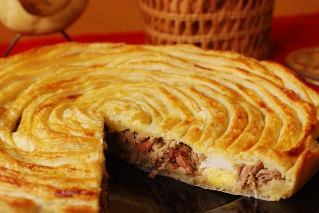 Receta de pastel de carne murciano