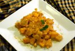 pollo al curry con yogurt