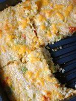 Receta de receta de quinoa con queso